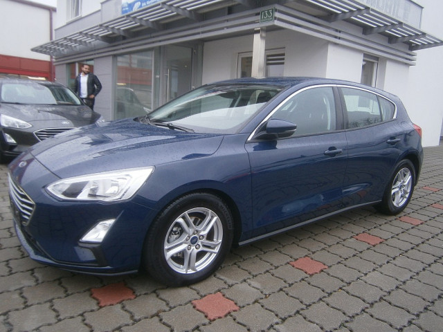Ford Focus 1,5 EcoBlue Trend Edition Business bei Ford Gaberszik Graz in