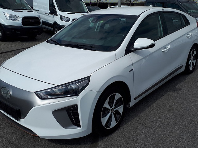 Hyundai Ioniq Elektro Style bei Ford Gaberszik Graz in