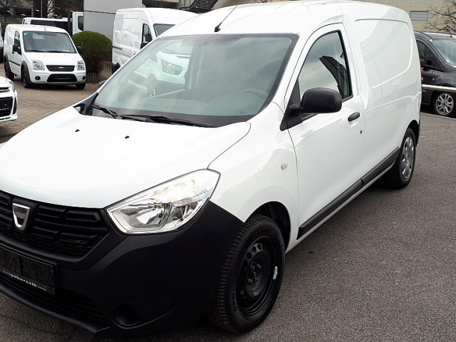 Dacia Dokker Van SCe 100 S&S EU6 umschaltbar auf LPG – Flüssiggas m. LPG (Flüssiggas) bei Ford Gaberszik Graz in
