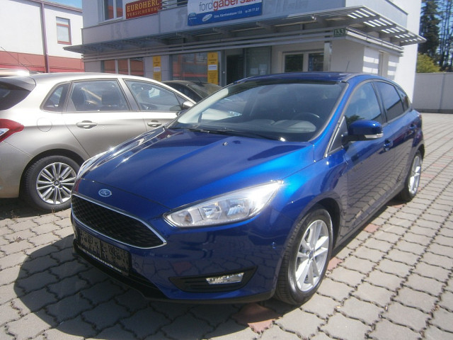 Ford Focus 1,0 EcoBoost Trend bei Ford Gaberszik Graz in