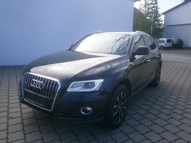 Audi Q5 2,0 TDI quattro Intense S-tronic bei Ford Gaberszik Graz in