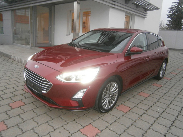 Ford Focus 1,0 EcoBoost Titanium Business bei Ford Gaberszik Graz in
