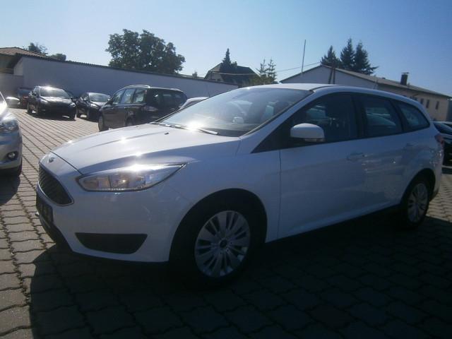 Ford Focus Traveller 1,5 TDCi Trend bei Ford Gaberszik Graz in