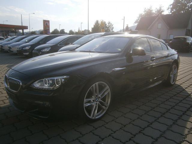 BMW 640d xDrive Gran Coupé M Sport Editon Aut. bei Ford Gaberszik Graz in