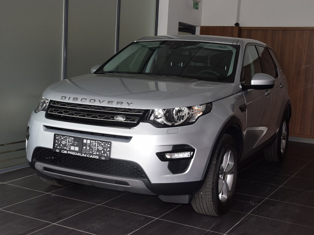 Land Rover Discovery Sport 2,0 TD4 4WD SE bei Ford Gaberszik Graz in