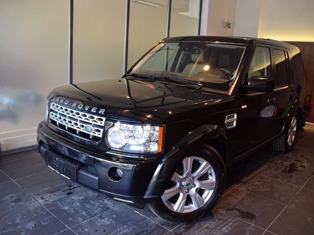 Land Rover Discovery 4 3,0 TdV6 HSE DPF Aut. bei Ford Gaberszik Graz in