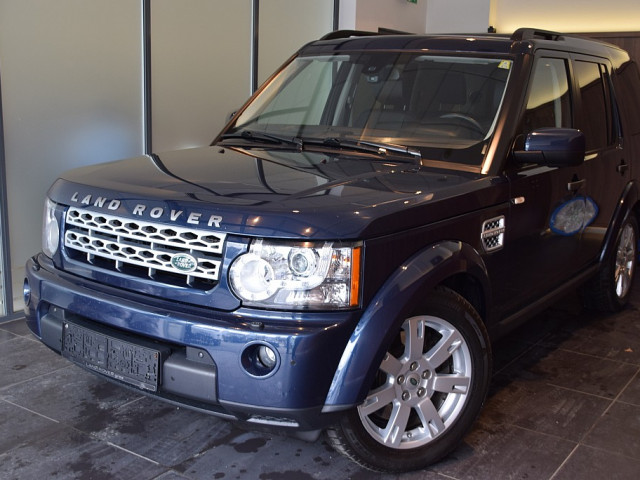 Land Rover Discovery 4 3,0 SDV6 HSE DPF Aut. bei Ford Gaberszik Graz in