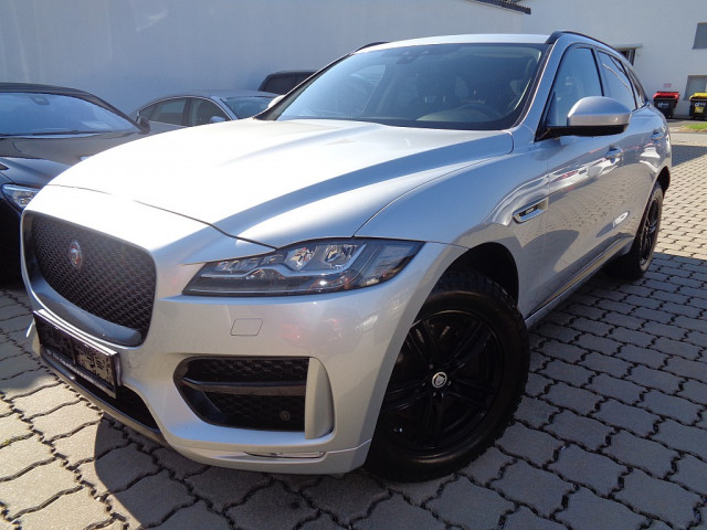 Jaguar F-Pace 30d AWD R-Sport Aut. bei Ford Gaberszik Graz in