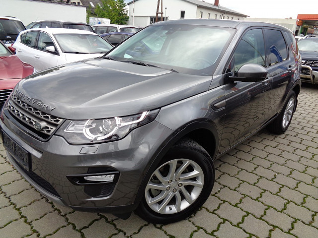 Land Rover Discovery Sport 2,0 TD4 180 4WD SE Aut. bei Ford Gaberszik Graz in