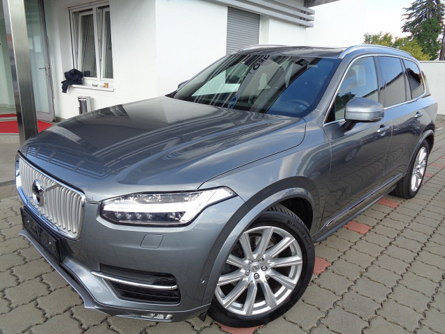 Volvo XC90 D5 AWD Inscription bei Ford Gaberszik Graz in