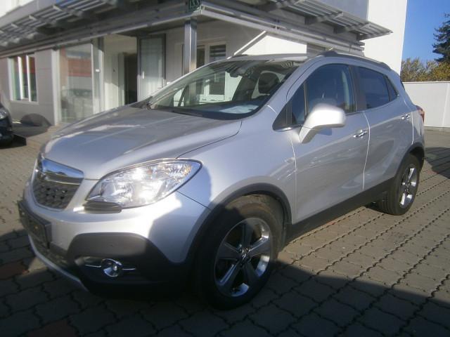 Opel Mokka 1,7 CDTI Ecotec Edition 4X4 bei Ford Gaberszik Graz in