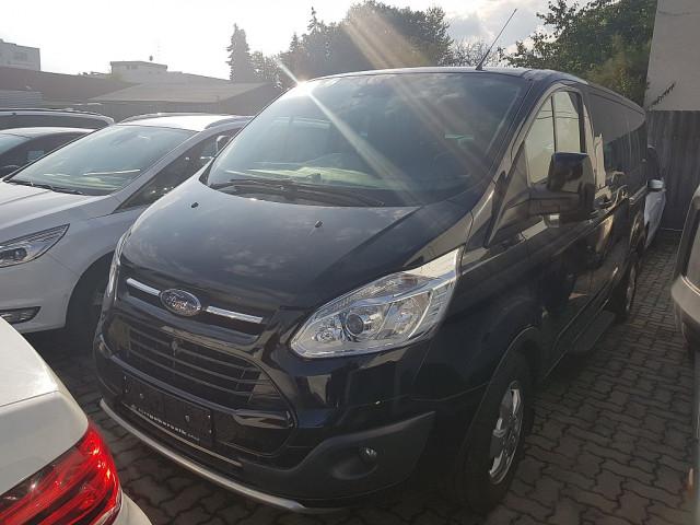 Ford Tourneo Custom Titanium 310 L2H1 bei Ford Gaberszik Graz in