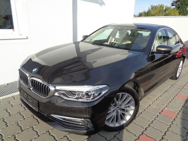 BMW 530d xDrive Aut. bei Ford Gaberszik Graz in
