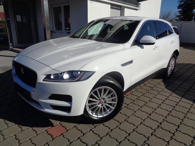 Jaguar F-Pace 20d Presitge Aut. bei Ford Gaberszik Graz in
