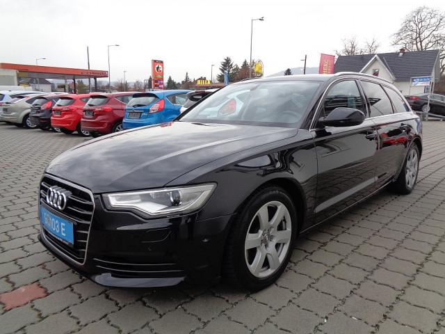 Audi A6 Avant 3,0 TDI quattro DPF S-tronic bei Ford Gaberszik Graz in