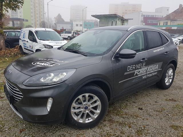 Ford Kuga 2,0 EcoBlue Hybrid Titanium X bei Ford Gaberszik Graz in