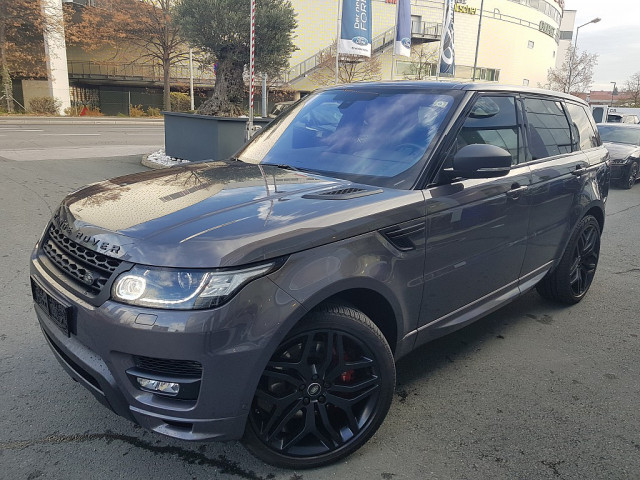 Land Rover Range Rover Sport 3,0 SDV6 Autobiography Dynamic bei Ford Gaberszik Graz in