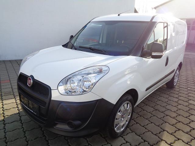 Fiat Doblo Cargo Euro5 1,4 bei Ford Gaberszik Graz in