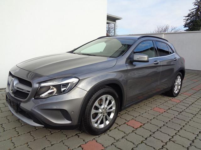 Mercedes-Benz GLA 200 CDI Edition Lifestyle bei Ford Gaberszik Graz in