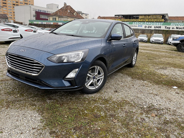 Ford Focus 1,0 EcoBoost Cool & Connect bei Ford Gaberszik Graz in