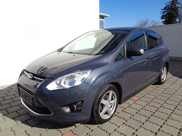 Ford C-MAX Easy 1,0 EcoBoost bei Ford Gaberszik Graz in