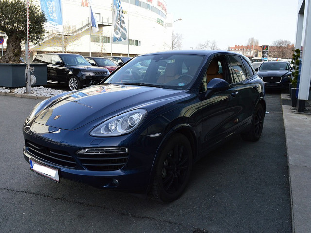 Porsche Cayenne II 4,1 Diesel Aut. bei Ford Gaberszik Graz in