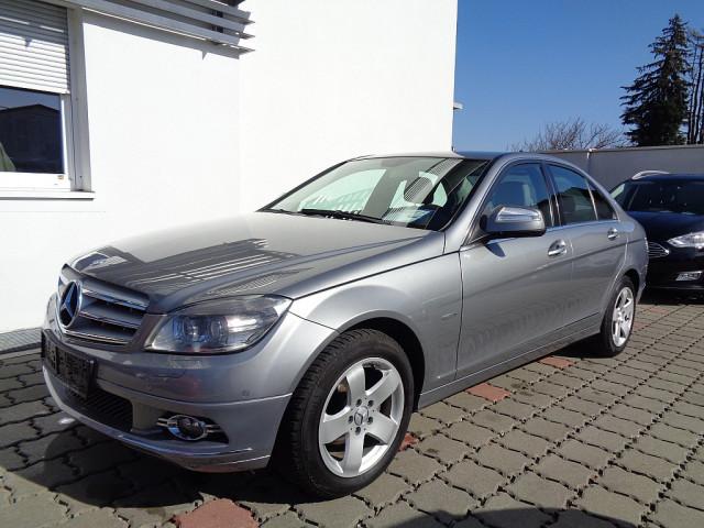 Mercedes-Benz C 180 Komp. Elegance BlueEfficiency Aut. bei Ford Gaberszik Graz in