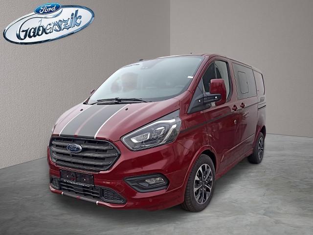 Ford Transit Custom Kasten DK 2,0 ecoblue L1 Sport bei Ford Gaberszik Graz in