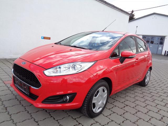 Ford Fiesta Trend 1,25 bei Ford Gaberszik Graz in