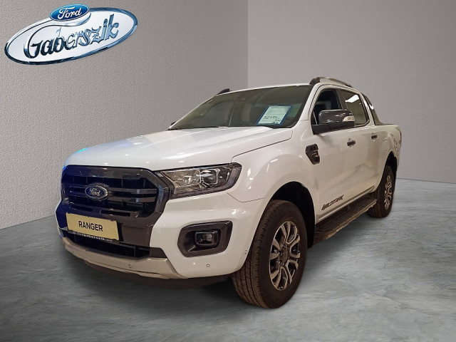 Ford Ranger Doppelkabine Wildtrak 2,0Ecoblue Automatik bei Ford Gaberszik Graz in