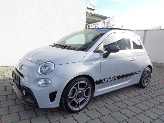 Abarth Abarth 595 bei Ford Gaberszik Graz in