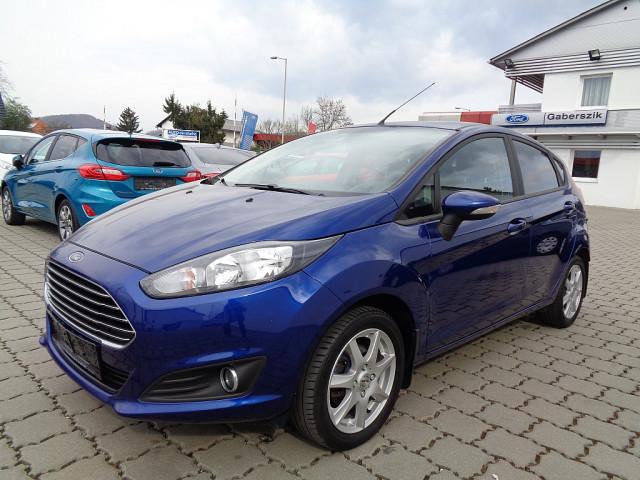 Ford Fiesta Easy 1,25 bei Ford Gaberszik Graz in