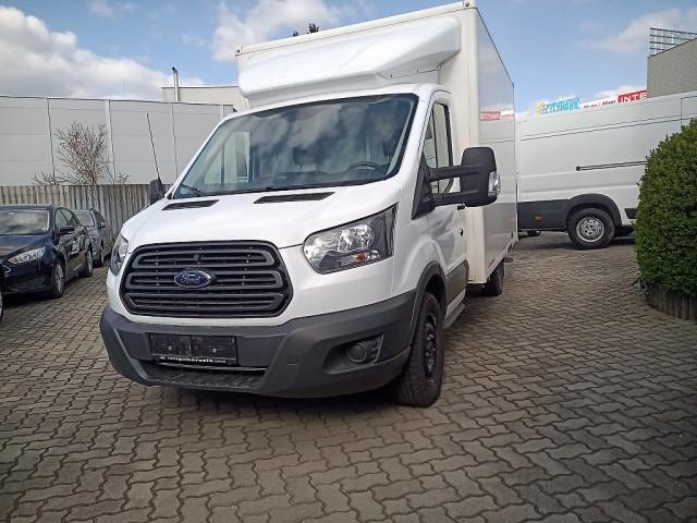 Ford Transit Fahrgestell m. Kofferaufbau (Tiefrahmen) L3H1 350 Ambiente 2,0 EcoBlue 130PS 6-Gang bei Ford Gaberszik Graz in