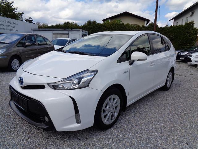 Toyota Prius+ 1,8 VVT-i Hybrid Comfort bei Ford Gaberszik Graz in