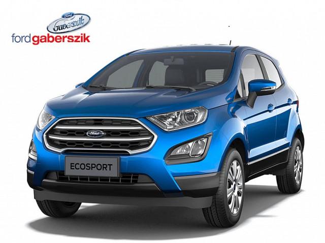 Ford EcoSport 1,0 EcoBoost **LAGERFAHRZEUG** bei Ford Gaberszik Graz in