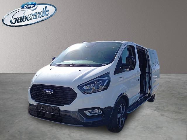 Ford Transit Custom ACTIVE Doppelkabine L2H1 **LAGERFAHRZEUG** bei Ford Gaberszik Graz in
