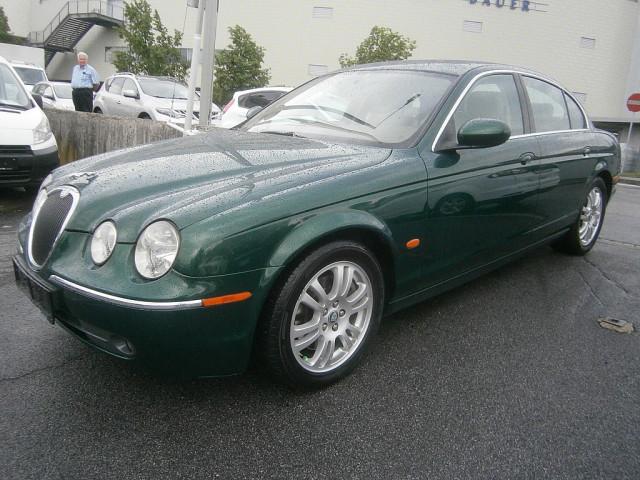 Jaguar S-Type 2,7 Ds. Aut. bei Ford Gaberszik Graz in