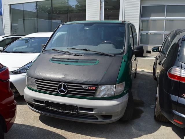 Mercedes-Benz Vito 112 D Kombi CDI bei Ford Gaberszik Graz in