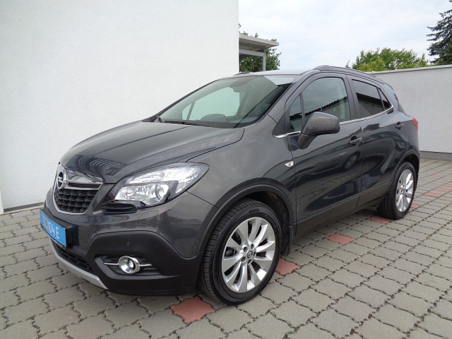 Opel Mokka 1,6 CDTI Ecotec Cosmo Start/Stop System bei Ford Gaberszik Graz in