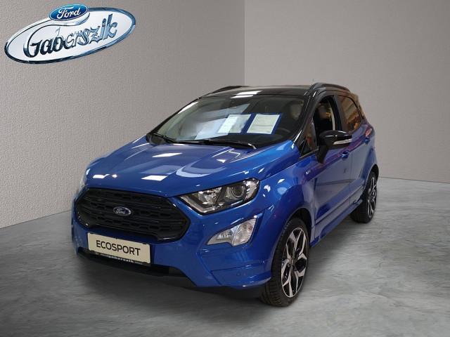 Ford EcoSport ST-Line **LAGERFAHRZEUG** bei Ford Gaberszik Graz in