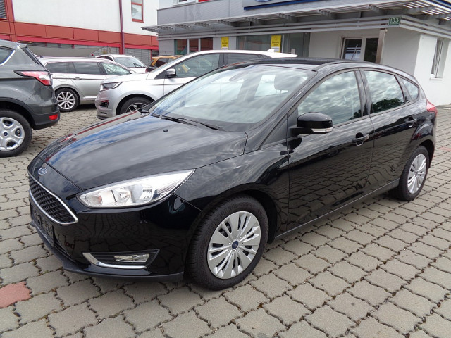 Ford Focus 1,6Ti-VCT Trend bei Ford Gaberszik Graz in