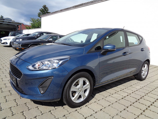 Ford Fiesta Trend 1,1 Start/Stop bei Ford Gaberszik Graz in