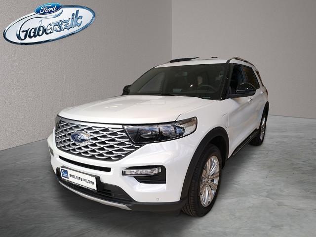 Ford Explorer 3,0 EcoBoost PHEV AWD Platinum Aut. bei Ford Gaberszik Graz in