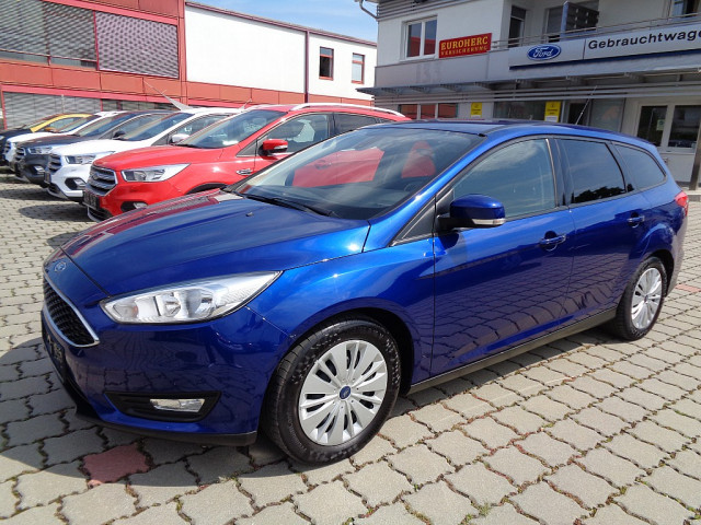 Ford Focus Traveller 1,0 EcoBoost Trend bei Ford Gaberszik Graz in