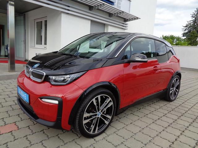 BMW i3 120 Ah bei Ford Gaberszik Graz in