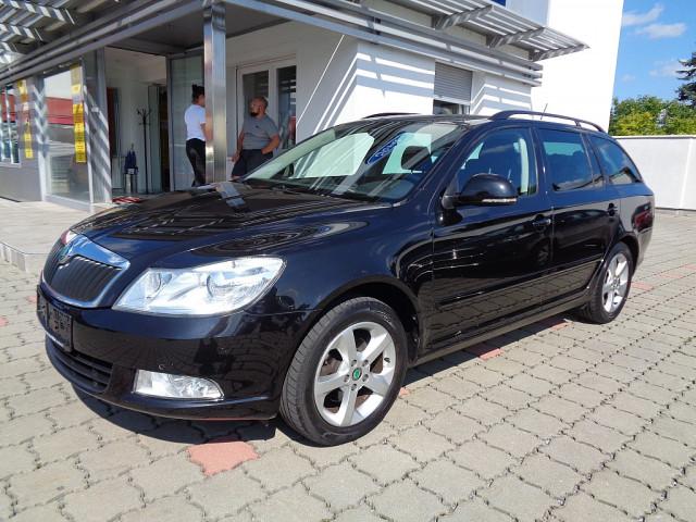 Skoda Octavia Combi 1,6 Elegance TDI CR DPF bei Ford Gaberszik Graz in