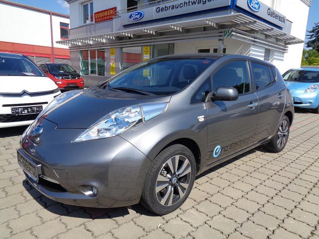 Nissan Leaf (mit Batterie) Tekna 24 kWh bei Ford Gaberszik Graz in