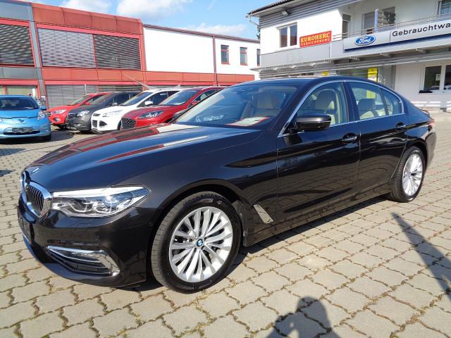 BMW 530d xDrive Aut. bei Ford Gaberszik Graz in