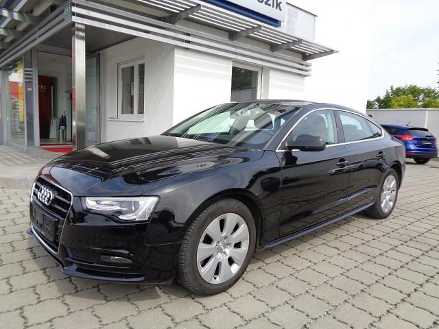 Audi A5 SB 2,0 TFSI bei Ford Gaberszik Graz in