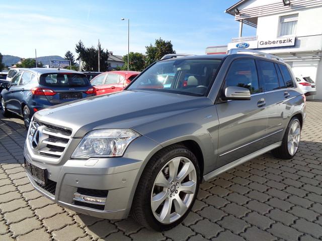 Mercedes-Benz GLK 220 CDI 4MATIC BlueEfficiency A-Edition Aut. bei Ford Gaberszik Graz in